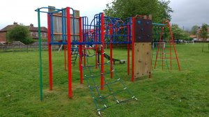 CLOSED - Limes Play Area and Outdoor Gym